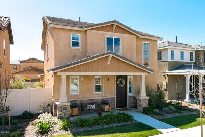 Oxnard Single Family Home Active Under Contract: 538 Tiber River Way