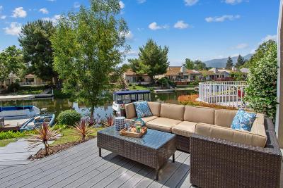 Westlake Village Single Family Home For Sale: 2406 Windward Circle