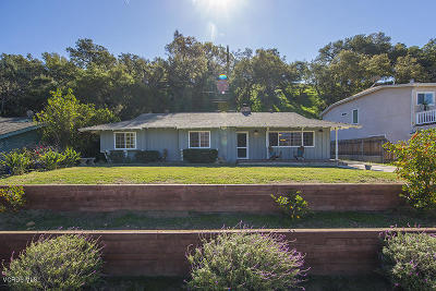 Ojai Single Family Home Active Under Contract: 1918 Country Place