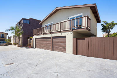 Oxnard Single Family Home Active Under Contract: 5223 Terramar Way