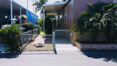 Oxnard Mobile Home For Sale: 1300 E Pleasant Valley Road #112