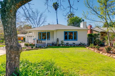 Single Family Home For Sale: 501 Park Road