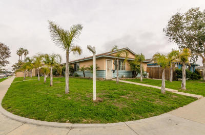 Oxnard Multi Family Home Active Under Contract: 3000 Olds Road