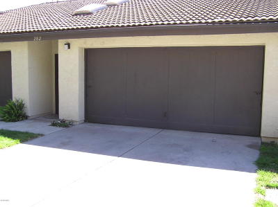Santa Paula Single Family Home Active Under Contract: 282 E Virginia Terrace