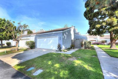 Port Hueneme Single Family Home Active Under Contract: 540 Edgerton Place
