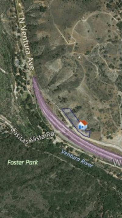 Ventura Residential Lots & Land For Sale: Lt 6 Foster Park Rd.