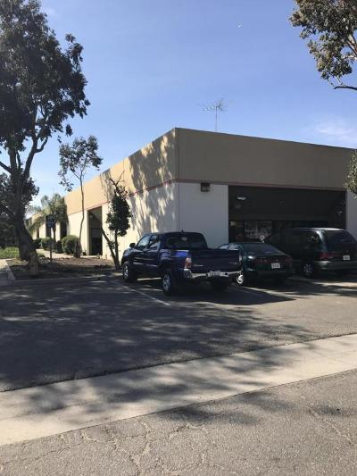 Oxnard Commercial For Sale: 568 Pacific Avenue #12