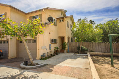 Santa Paula Single Family Home For Sale: 256 S 12th Street