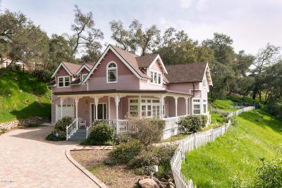 Oak View Single Family Home Active Under Contract: 971 Larmier Avenue