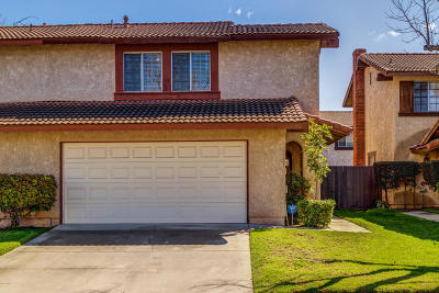Oxnard Single Family Home For Sale: 1026 Rosewood Drive