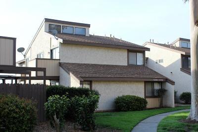 Oxnard CA Single Family Home Active Under Contract: $210,000
