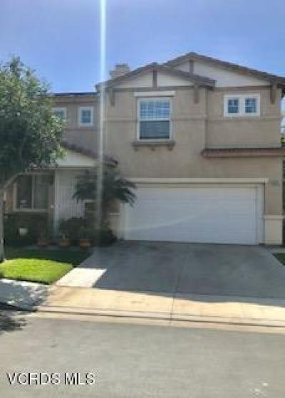 Oxnard Single Family Home For Sale: 823 Pivot Point Way