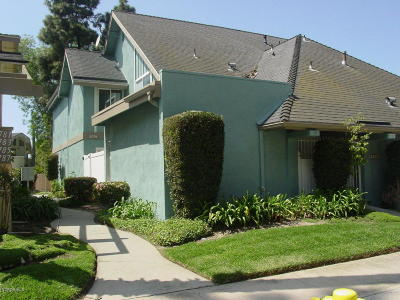 Ventura Single Family Home Active Under Contract: 2779 E Harbor Boulevard