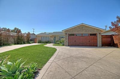 Ventura Single Family Home Active Under Contract: 147 Banner Avenue