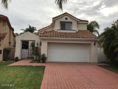 Ventura Single Family Home For Sale: 5 Azusa Avenue