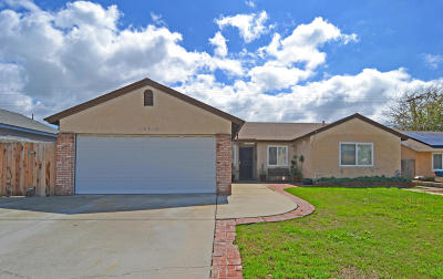 Ventura Single Family Home Active Under Contract: 10314 Mammoth Street