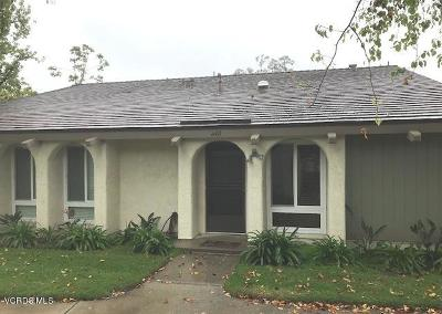 Oxnard Single Family Home Active Under Contract: 640 Holly Avenue