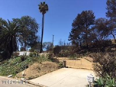 Ventura Residential Lots & Land For Sale: 817 Colina Vista