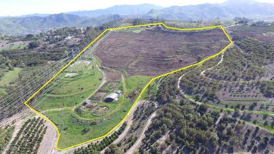 Camarillo Residential Lots & Land For Sale: 10275 Presilla Road