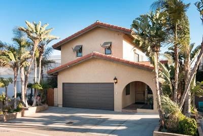 Oxnard Single Family Home For Sale: 5120 Terramar Way