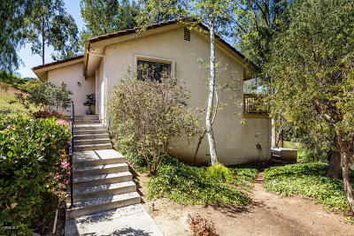 Oak Park Single Family Home For Sale: 665 La Corona Court