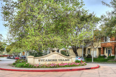 Ventura Single Family Home For Sale: 35 W Shoshone Street