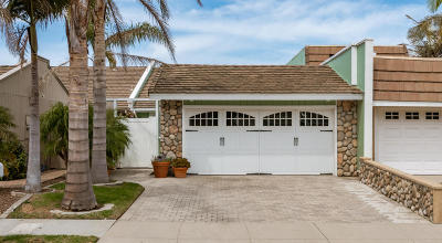 Oxnard Single Family Home Active Under Contract: 4567 Gateshead Bay