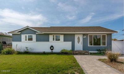 Oxnard Single Family Home For Sale: 380 Harvard Street