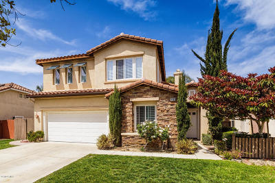 Camarillo Single Family Home For Sale: 4993 Via Fresco