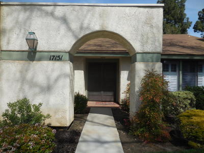Camarillo Rental For Rent: 17151 Village 17