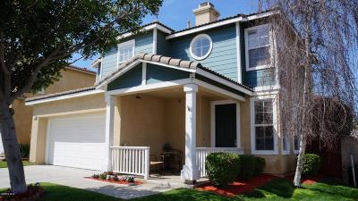 Oxnard Single Family Home For Sale: 713 Pivot Point Way