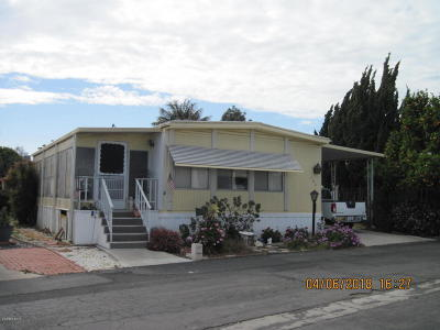 Ventura Mobile Home For Sale: 104 Gay Drive