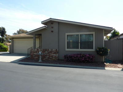 Ventura Single Family Home Active Under Contract: 1220 Johnson Drive #108