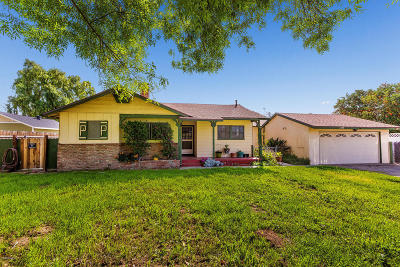 Moorpark Single Family Home Active Under Contract: 4788 Maureen Lane