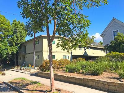 Santa Barbara Multi Family Home For Sale: 1530 Bath Street