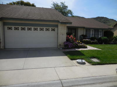 Camarillo Single Family Home Active Under Contract: 42042 Village 42