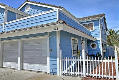 Oxnard Single Family Home Active Under Contract: 864 Dunes Street