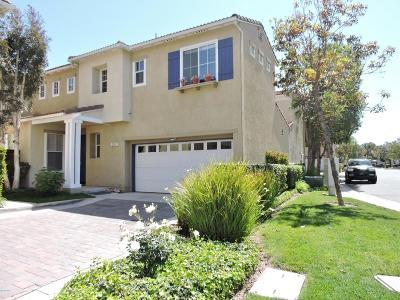 Camarillo Single Family Home Active Under Contract: 2562 Villamonte Court