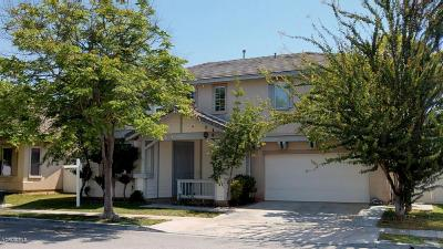 Fillmore Single Family Home For Sale: 979 Arrasmith Lane
