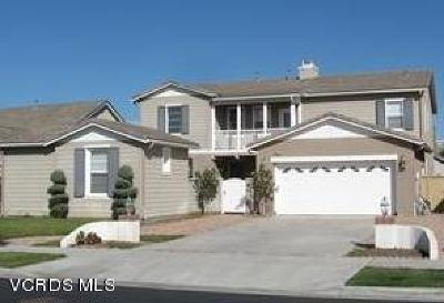 Oxnard Single Family Home Active Under Contract: 3645 Eagle Bend Lane