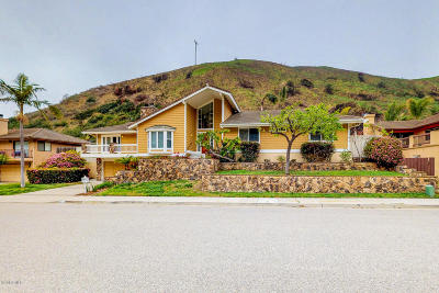 Ventura Single Family Home For Sale: 691 Aliso Street