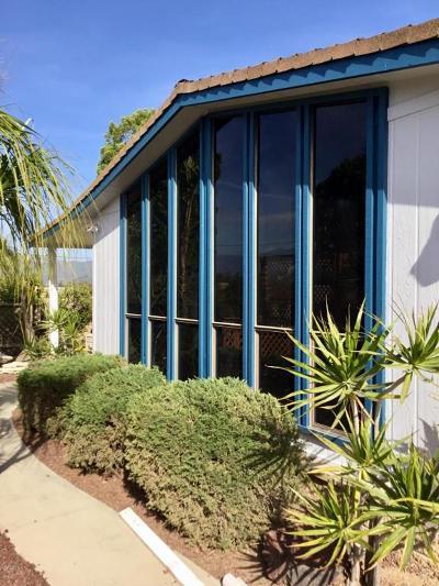 Ventura Mobile Home Active Under Contract: 43 Poinsettia Gardens Drive