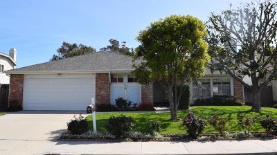 Camarillo Single Family Home For Sale: 760 Rowland Avenue