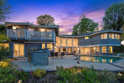 Westlake Village Single Family Home For Sale: 3663 Golden Leaf Drive