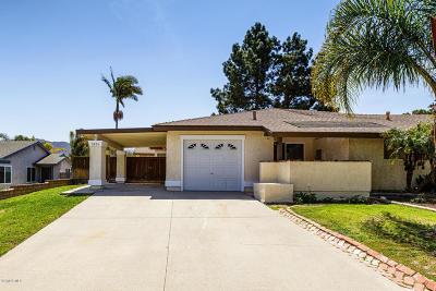 Camarillo Single Family Home For Sale: 5136 Creekside Road