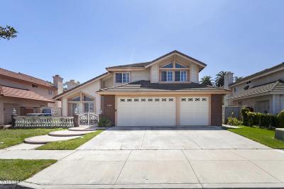 Oxnard Single Family Home For Sale: 1520 Ivanhoe Avenue
