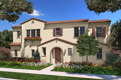 Camarillo Single Family Home For Sale: 174 Townsite Promenade