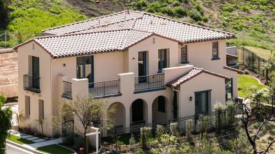 Ventura Single Family Home For Sale: 588 Andorra Lane