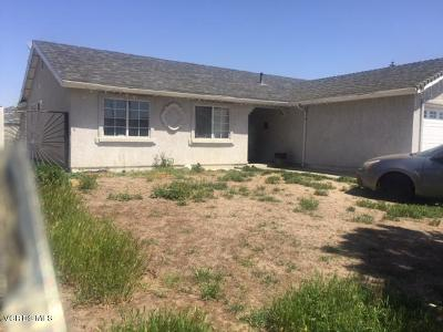Oxnard Single Family Home For Sale: 2025 Pericles Place