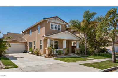 Oxnard Single Family Home Active Under Contract: 1621 Marinero Place